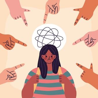 Todas las vidas importan el concepto de género y racismo