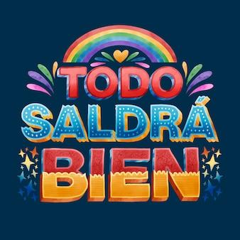 Todo va a estar bien en español