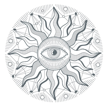 Todo el ojo que ve iluminati nuevo orden mundial