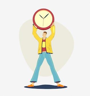 Toma el control de tu tiempo.