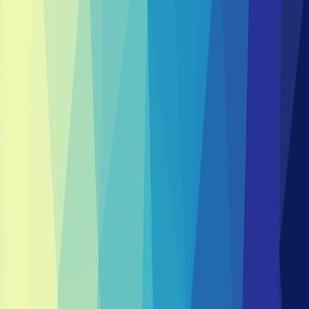 Tonos azules abstractos línea vertical