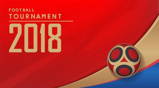 Torneo de fútbol copa 2018.