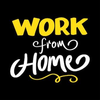 Trabajar desde casa letras
