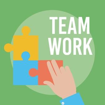 Trabajo en equipo y soporte