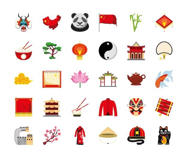 Tradición de la cultura china