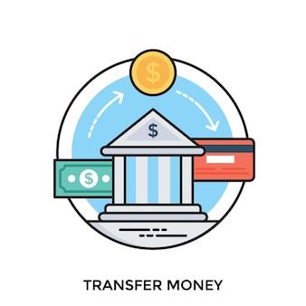 Transferencia de dinero