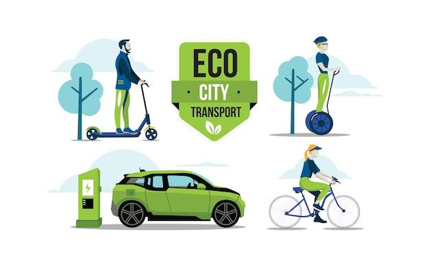 Transporte ecológico