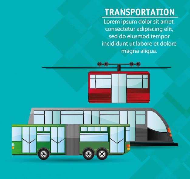 Transporte de pasajeros del servicio de transporte público