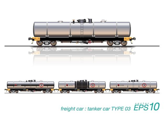 Tren petrolero