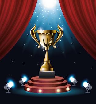 Trofeos de películas