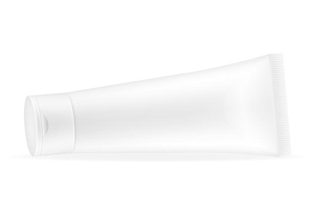Tubo de pasta dental
