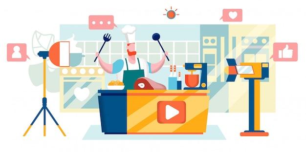 Tutorial de cocina