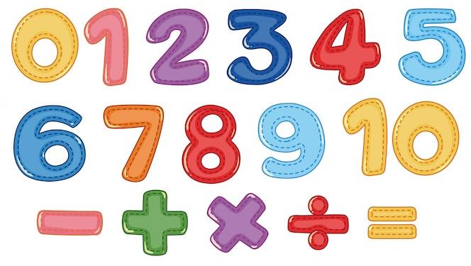Signos Matematicas   Fotos y Vectores gratis