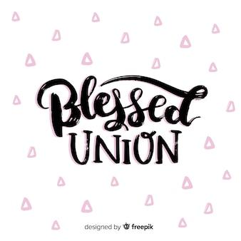 Union bendecida