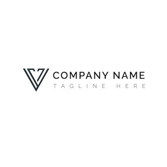 V variant logotipo