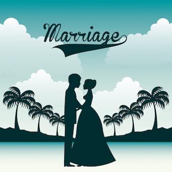 Vacaciones de matrimonio