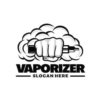 Vaporizador logo