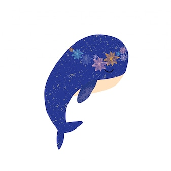 Vaquita marina ballena azul vida marina