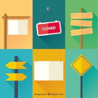 Variedad de señales
