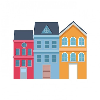 Vecinos casa moderna