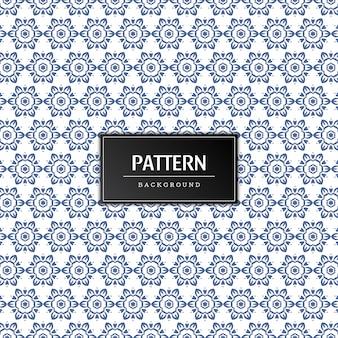 Vector abstracto de patrones sin fisuras