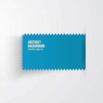 Vector acuarela círculo. textura del papel de la vendimia.