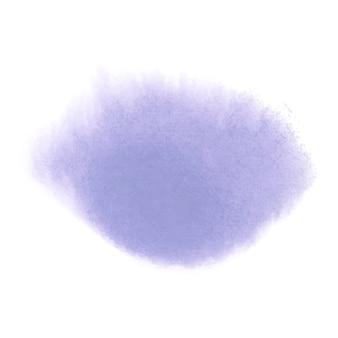Vector de banner de estilo acuarela púrpura