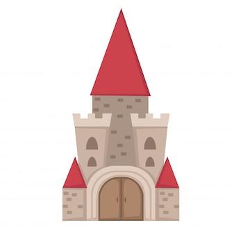 Vector de castillo