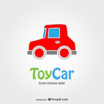 Vector coche de juguete