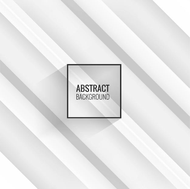 Vector de fondo abstracto líneas gris