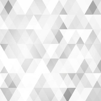 Vector de fondo triángulos de polígono abstracto.