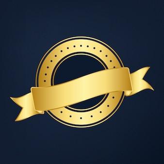 Vector de diseño de banner de calidad premium