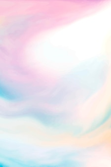 Vector de diseño de fondo abstracto colorido