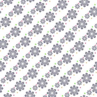 Vector de diseño de fondo de patrón