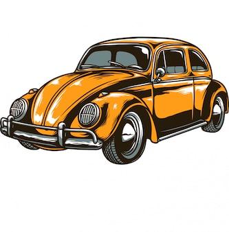 Vector escarabajo
