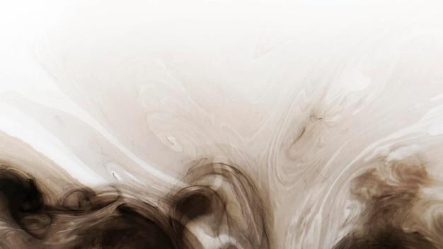 Vector de fondo abstracto acuarela negra