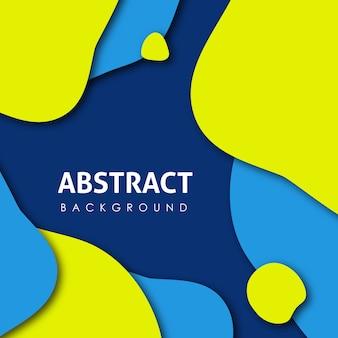 Vector fondo abstracto colorido