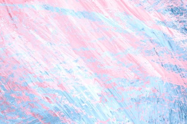 Vector fondo abstracto rosa y azul