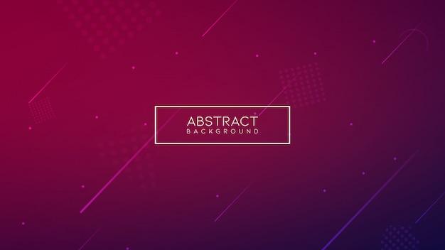 Vector de fondo abstracto