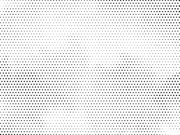 Vector de fondo blanco elegante diseño de semitono
