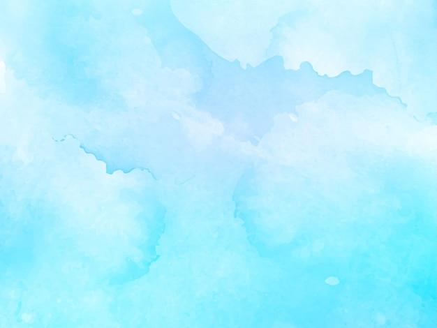 Vector de fondo de diseño de textura de acuarela abstracta