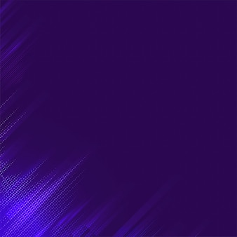 Vector de fondo estampado púrpura en blanco
