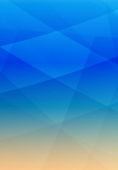 Vector fondo geométrico abstracto