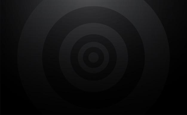 Vector fondo de línea negra