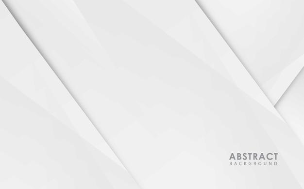 Vector de fondo de textura de plata abstracto blanco
