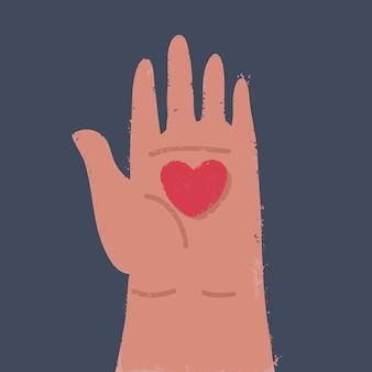Vector icono de corazón