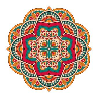 Vector india mandala