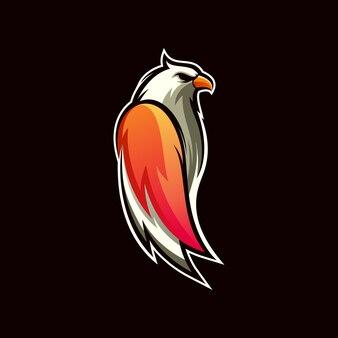 Vector logo de águila