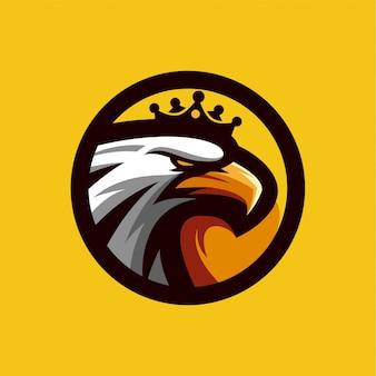 Vector logo de eagle