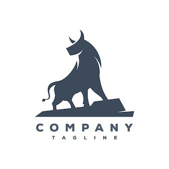 Vector logo de toro